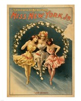 Miss New York Jr. - Love Secrets Fine-Art Print