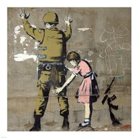 Bethlehem Wall Graffiti Fine-Art Print