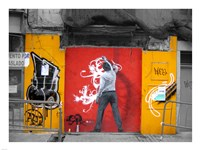 Graffiti in Valencia Fine-Art Print