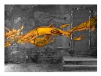 Graffiti in Russia Fine-Art Print