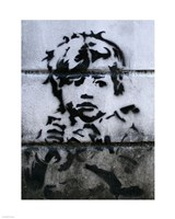 Graffiti-Singapore Fine-Art Print