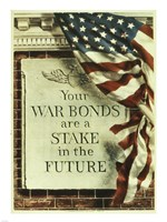 Your War Bonds are at Stake in the Future Fine-Art Print