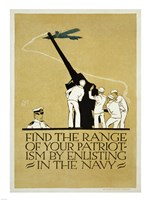 Find the Range of Your Patriotism Fine-Art Print