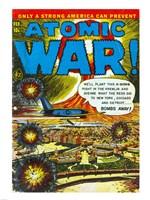 Atomic War Fine-Art Print