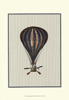 Vintage Ballooning II Fine-Art Print