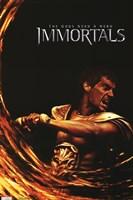 Immortals - Theseus Wall Poster