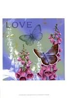 Butterflies Inspire IV Fine-Art Print