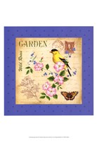 Blooming Garden III Fine-Art Print