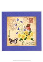 Blooming Garden IV Fine-Art Print