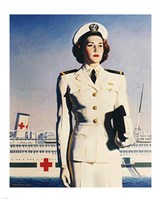 Navy Nurse Fine-Art Print