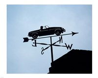 Automotive Weathervane Fine-Art Print