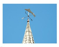 Weathervane, St Patrick's Church, Armoy Fine-Art Print
