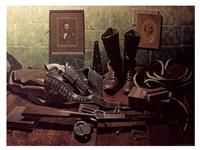 Old Boots Fine-Art Print