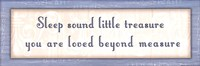Sleep Sound Fine-Art Print