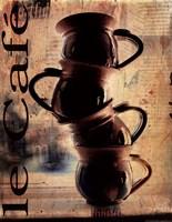 Le Cafe Fine-Art Print