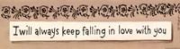 Always Keep Falling Fine-Art Print