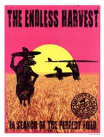 Endless Harvest Framed Print