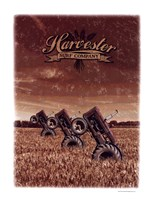 Tractor Field Fine-Art Print