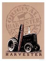 Tractor Surfboard Fine-Art Print