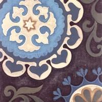 Suzani Florals II Fine-Art Print