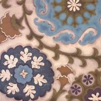 Suzani Florals IV Fine-Art Print