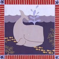 Whale I Fine-Art Print