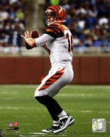 Andy Dalton 2011 Action Fine-Art Print