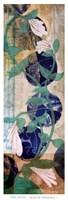 Quilted Perfoliata I Fine-Art Print