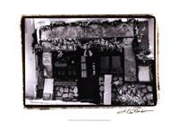 Cafe Charm, Paris II Fine-Art Print