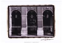 Parisian Archways III Fine-Art Print