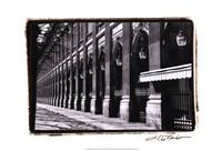 Parisian Archways IV Fine-Art Print