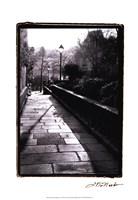 Parisian Walkway I Fine-Art Print