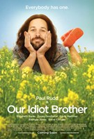 Our Idiot Brother Wall Poster