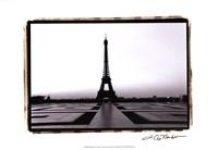 Eiffel Tower at Dawn Fine-Art Print
