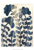 Blueberry Blossoms I Fine-Art Print