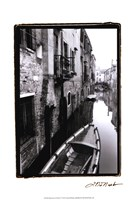 Waterways of Venice V Fine-Art Print