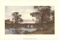 Towards the Golden West Fine-Art Print