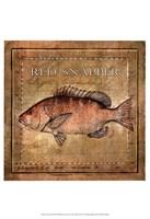 Ocean Fish VII Fine-Art Print
