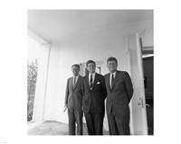 JFK-Robert-Edward Fine-Art Print