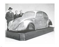 Automotive KDF-Wagen Fine-Art Print