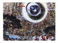 Bernal Sphere Fine-Art Print