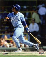Bo Jackson Action Fine-Art Print