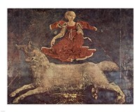 Francesco del Cossa Aries Fine-Art Print