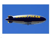 Goodyear Blimp Fine-Art Print
