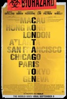 Contagion Wall Poster