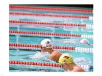 US Swimmer Susan Rapp Fine-Art Print