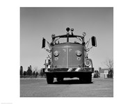 Fire Engine Fine-Art Print