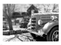 Fire Engine -  Jerome, Arizona Fine-Art Print