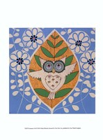 Summer Owl Fine-Art Print