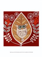 Autumn Owl Fine-Art Print
